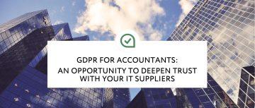 GDPR fo Accountants