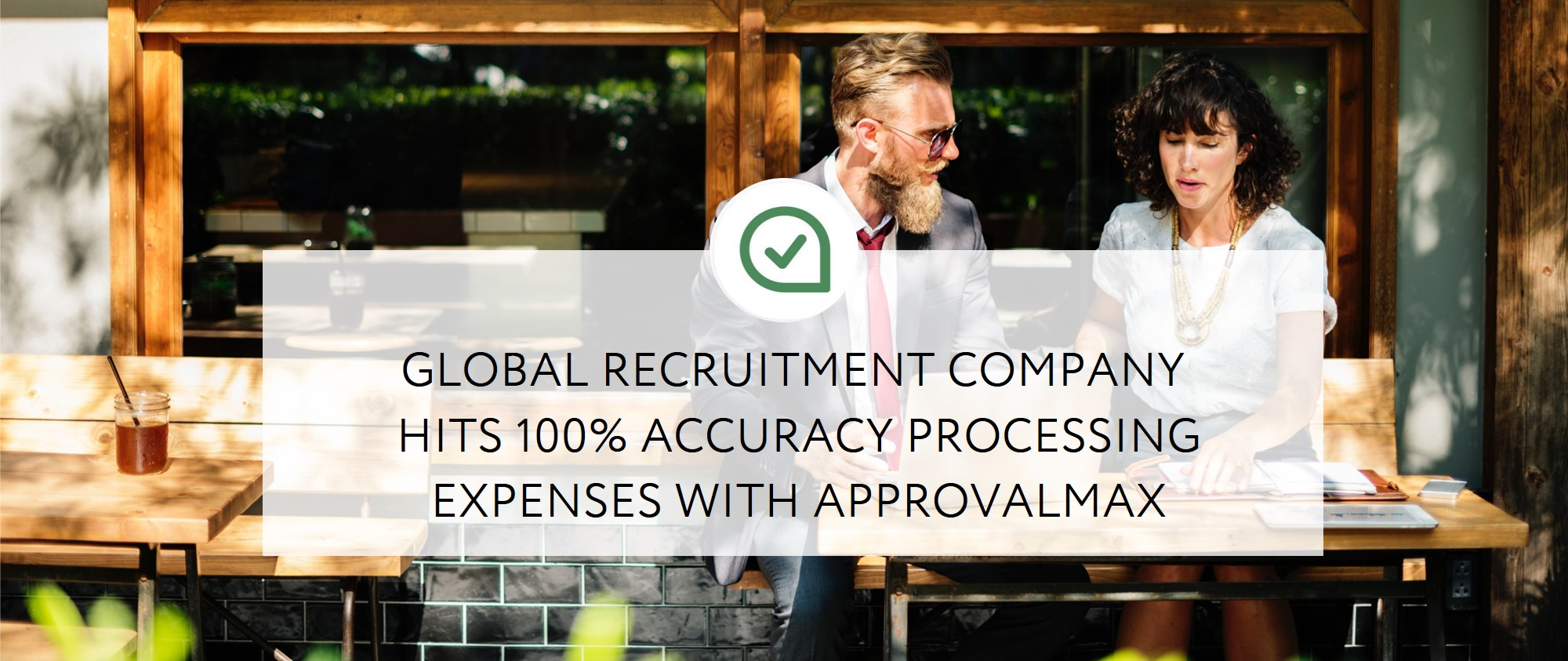 How global recruitment company hits 100% accuracy processing expenses