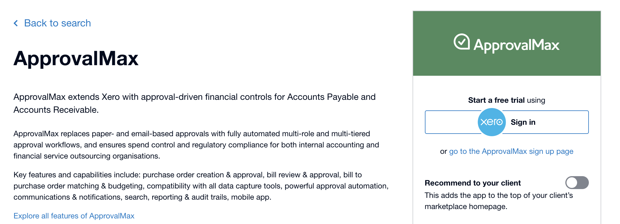 ApprovalMax_Using Xero's advisor-powered app recommendations for app advisory_1