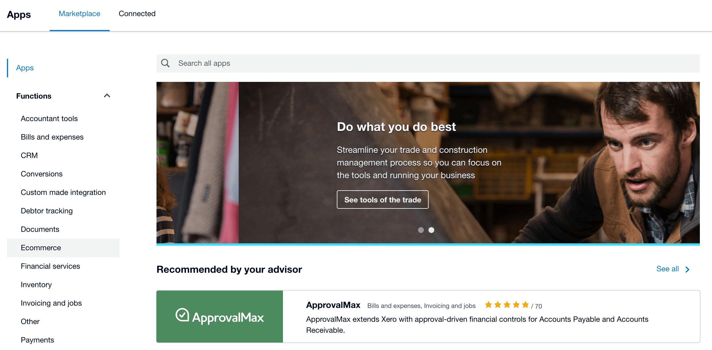ApprovalMax_Using Xero's advisor-powered app recommendations for app advisory_3