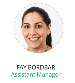 Fay Bordbar_Assistant Manager_Mazars UK