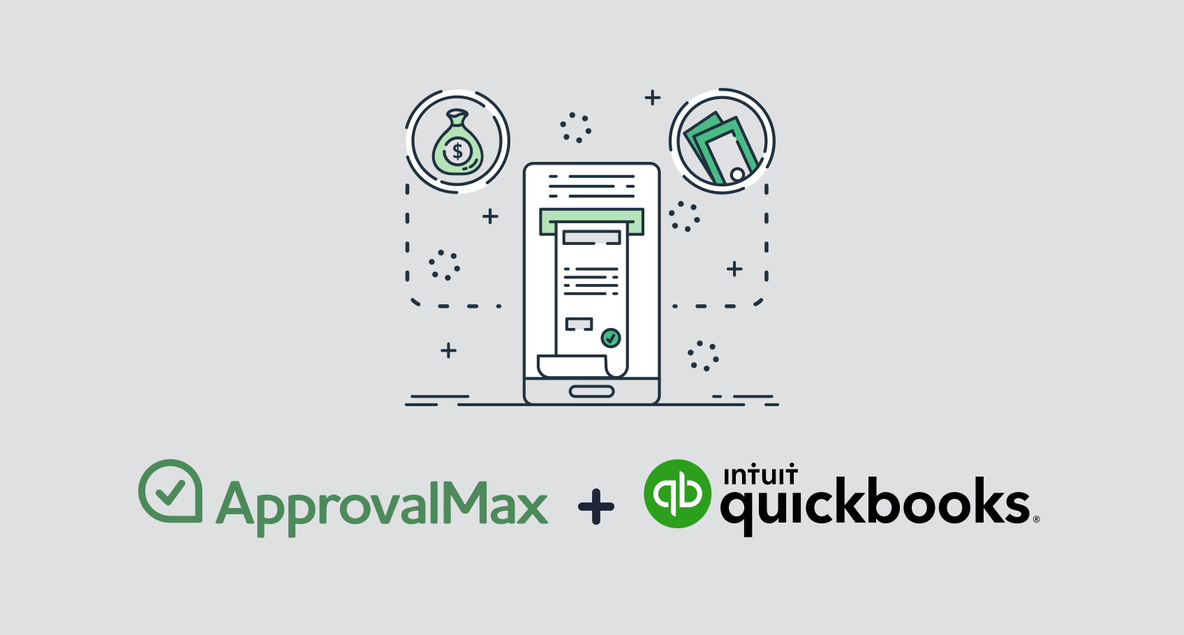 How to create bills for QuickBooks Online directly in ApprovalMax