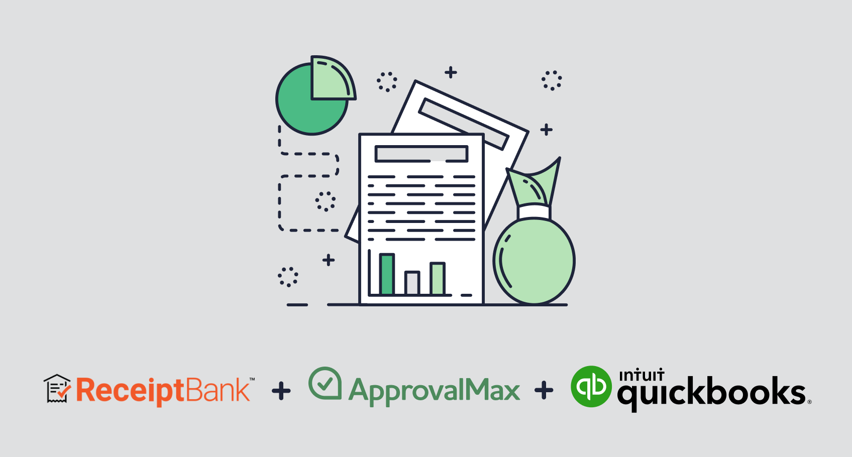Receipt Bank to ApprovalMax integration for QuickBooks Online [BETA]