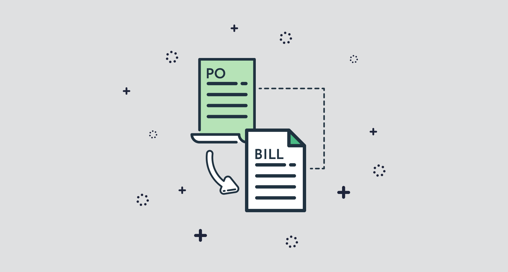 New feature: creating bills from purchase orders