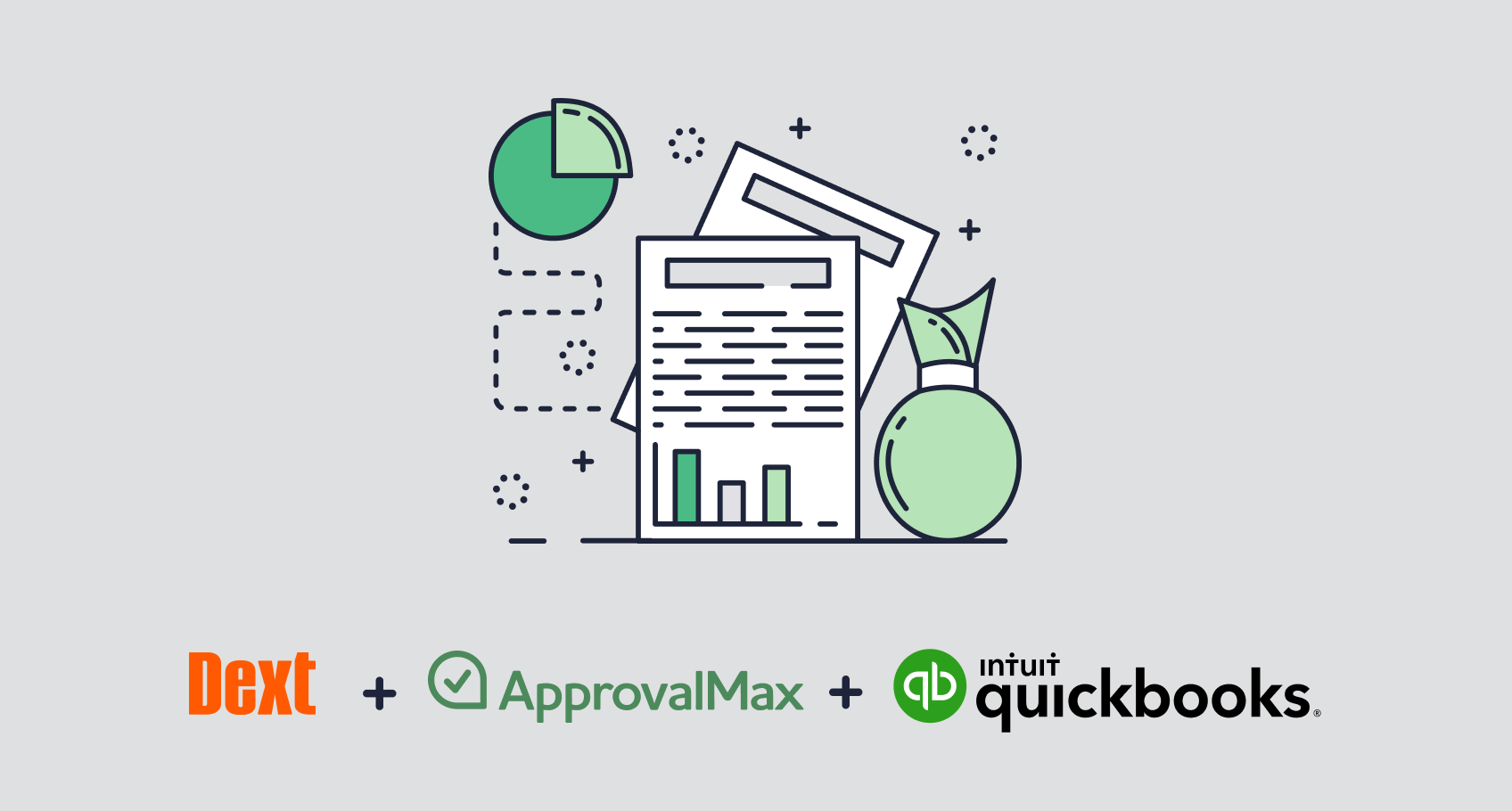 Introducing Dext Prepare to the ApprovalMax integration for QuickBooks Online