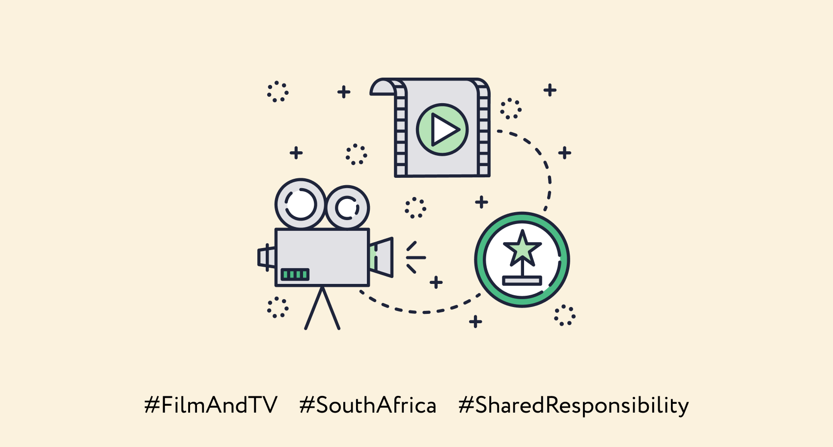 Enabling easy spend control for the film and TV industry in South Africa